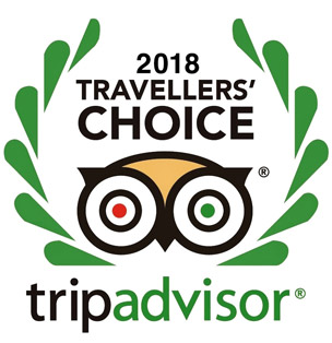 Selo Travellers Choice 2018